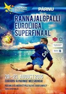 Europei Beach Soccer 20-23 Agosto2015